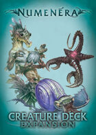 Numenera Cypher and Creature Deck Expansion