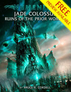 Jade Colossus: Ruins of the Prior Worlds FREE PREVIEW
