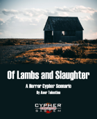 Of Lambs and Slaughter