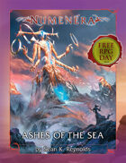 Ashes of the Sea FREE Numenera Quickstart Rules and Adventure