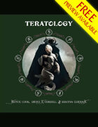 Teratology FREE PREVIEW