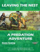 Leaving the Nest - A Predation Cypher adventure