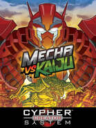 Mecha vs Kaiju: Cypher System