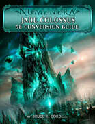 Jade Colossus 5e Conversion Guide