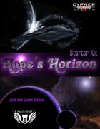 Hope's Horizon - Starter Kit