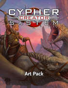 Cypher System Creator Resource - Art Set 2