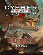 Cypher System Creator Resource - Art Set 2 Godforsaken