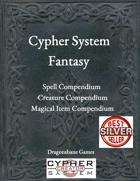 Cypher System Fantasy Compendium