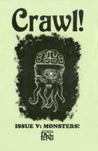 Crawl! fanzine no. 5