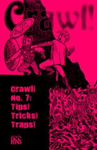 Crawl! fanzine no. 7