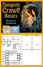 Dungeon Crawl Basics