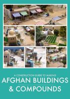 Afghan Buildings and Compounds