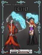Classes of the Lost Spheres: Echo
