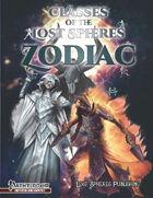 Classes of the Lost Spheres: Zodiac