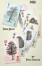Pairs: Tree Deck
