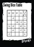 Swing Dice Table - Custom Card