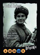 Soviet Sniper - Custom Card