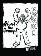 Alexi The Grump - Custom Card