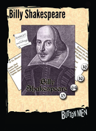 Billy Shakespeare - Custom Card