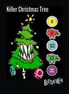 Killer Christmas Tree - Custom Card