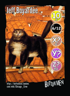 Jeff Boyardee - Custom Card