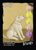 Spooky - Custom Card