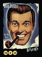 Bob Dobbs - Custom Card