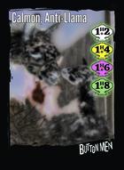 Calmon, Anti-llama - Custom Card