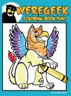 Weregeek: Coloring Book Fun