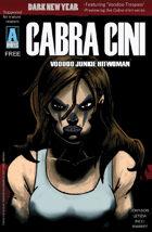 Cabra Cini: Voodoo Junkie Hitwoman - Dark New Year