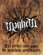 Mayhem Card Game