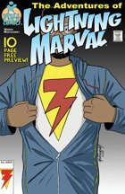 The Adventures of Lightning Marval #1 Free Preview