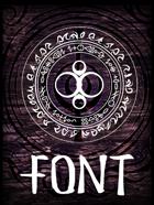 Sigil Font