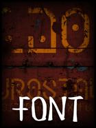 Urosial Font