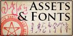 Assets & Fonts