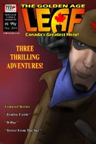 Red Leaf Comics Presents #1 1st print