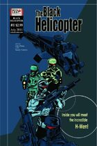 The Black Helicopter #1