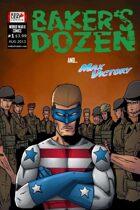 World War II Comics #1b