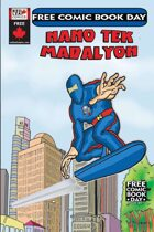 Red Leaf Comics Free Comic Book Day 2017b
