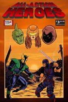 All-Action Hero Comics #3a