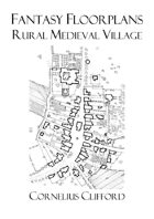 Rural Medieval Village - Fantasy Floorplans