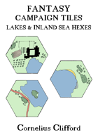 Fantasy Campaign Hex Tiles - Lakes & Inland Seas
