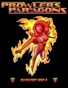 Prowlers & Paragons Quickstart Hero 5