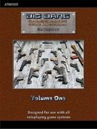 Big Bang: The Mostly Illustrated RPG Guide to Firearms Vol 1