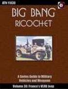 Big Bang Ricochet 030: France's VLRD Jeep