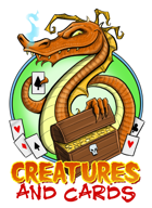 Creatures and Cards Booster