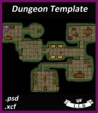 Dungeon Template
