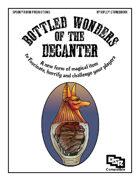 Bottled Wonders of the Decanter