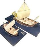 Roman Seas: Roman Merchant Ship Set
