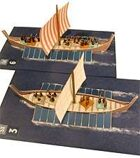Roman Seas: Barbarians vs Rome Ship Set